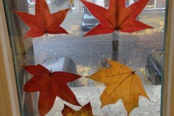 Sprachförderung im Herbst