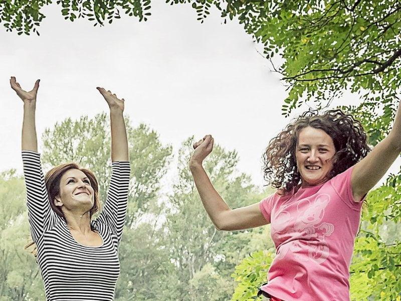 1, 2, 3 – macht Spaß und gibt Energie