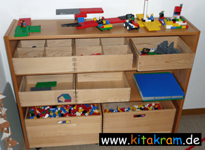 mit duplo und lego nicht im chaos versinken. Black Bedroom Furniture Sets. Home Design Ideas