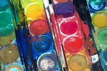 Ateliereinrichtung und Austattung – hier möchte man noch ein mal Kind sein!