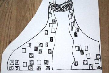 Ein Kunstprojekt – Kleider machen Leute