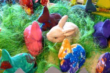 Fingerspiele und Gedichte zur Osterzeit