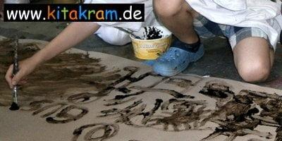 Mit Echter Bodenerde Zeichnen Kitakram De