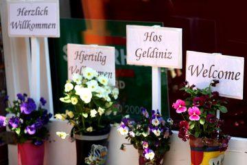 Welcome, Herzlich Willkommen, Bienvenue, Hosgeldiniz….