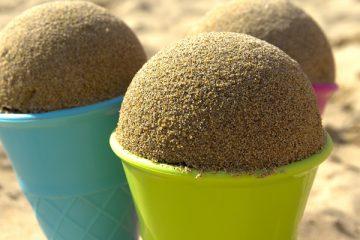 Kinetischer Sand begeistert Kinder und Erzieher