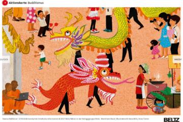 32 Aktionskarten zum Thema Religionen und Glaube
