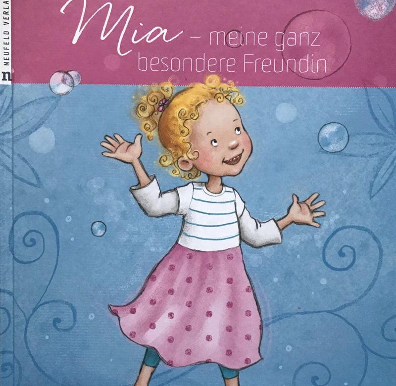 Mia – ein wunderbares Bilderbuch